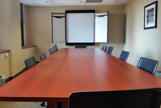 Albany NY Meeting Room Rental: 7th Floor Side